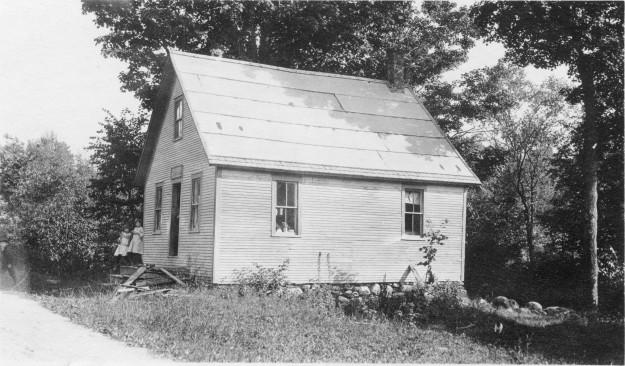 DAR Hall, circa 1930